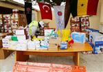 EBOLA SALGINI - Senegal'e Ebola Salgını İle Mücadelede Tıbbi Malzeme Desteği