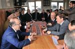 Başkan Gümrükçüoğlu, Çayırbağı Beldesini Ziyaret Etti
