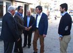 AK PARTİ GENEL MERKEZİ - Ak Parti Bursa Milletvekili Aydın Lapseki'de