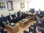 MEHMET GELDİ - Bayburt'ta Ak Parti Meclis Üyesi Adayları Açıklandı
