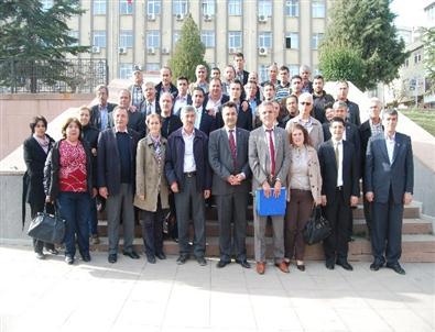 Chp Malkara İlçe Örgütü Belediye Meclis Üyesi Adaylarını Tanıttı