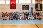 Badmintona Tanşu Aksoy Okulu Damgasını Vurdu