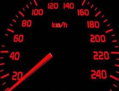 Şehiriçi hız limiti değiştirildi!