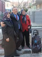 Chp'li Mustafa Tosun Dikili'de Atom Karınca Gibi