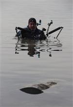 UFUK KOÇAK - (özel Haber) Sapanca Gölüne Dikkat Çekmek İçin Daldılar