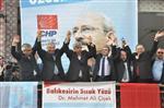 Deniz Baykal Balıkesir'de Seçim Bürosu Açtı