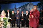 MUSTAFA GÜLEÇ - Kılıçdaroğlu ve Faruk Çelik Nikah Şahidi Oldu