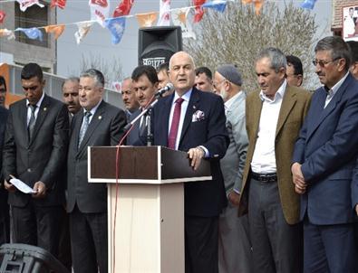 Ak Parti Emirgazi'de Seçim Çalışmalarına Devam Ediyor