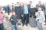 Eski Devlet Bakanı Salim Ensarioğlu'ndan Belediye Başkan Adayı Olan Yeğenine Destek