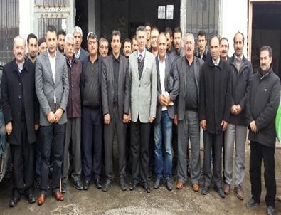Sp Yazıhan İlçe Başkanı ve Yönetimi Ak Parti'ye Geçti