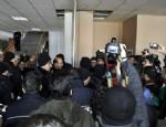 CEZAEVİ ARACI - Ali İsmail Korkmaz davasında arbede