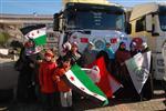 Sinoplu Yardımseverler Suriye'ye 5 Tır Gönderdi