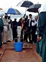 MALAVI - Tika, Malavi'de 5 Su Kuyusu Açtı