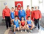 Okullararası Yıldız ve Gençler Halter Türkiye Şampiyonası