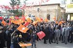 Ak Parti Doğanhisar ve Akşehir'de Çalışmalarını Sürdürüyor