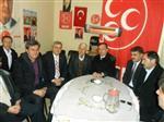 Ak Parti'den Muhalefet Partilerine Ziyaret