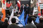 Arınç, Harmancık'ta Vatandaşlara Hitap Etti