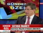 NAGEHAN ALÇI - Ahmet Davutoğlu: Nagehan Alçı'yı Tebrik Ederim