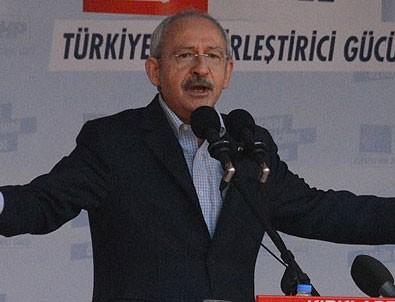 CHP Kırklareli mitingi 2014 - Kılıçdaroğlu hükümeti eleştirdi