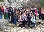 """Yozgatlı Gençler 'Seyyah Bizim İller Projesiyle"""" Yozgat ve Çevre İlleri Tanıyor"""