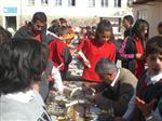 Manavgat'tan Gündoğmuş'a 350 Adet Kitap Bağışı