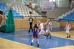 Basketbol Grup Müsabakaları Erzincan'da Başladı