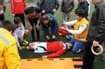 Yozgat'ta Amatör Küme Maçında Çıkan Kavgada 2 Futbolcu Hastanelik Oldu