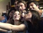 ÇAĞATAY ULUSOY - Bir Selfie de Medcezir ekibinden