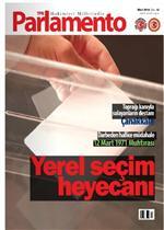CENGİZ YAVİLİOĞLU - Dr. Yavılıoğlu, 'parlemento'da