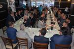 SEZGIN ÜÇÜNCÜ - Osmancıklı Muhtarlar Yemekte Buluştu
