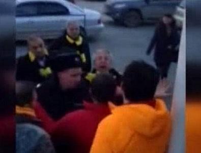 Aziz Yıldırım Galatasaray Taraftarlarıyla Kavga Etti