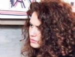 EKİN TÜRKMEN - Ekin Türkmen'in saç kamuflajı