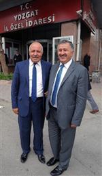 DOĞAN SUNGUR - Yozgat'ın En Kıdemli Belediye Başkanı