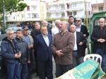 Mesut Yılmaz, Eski Milletvekili Özkan'ın Annesinin Cenazesine Katıldı