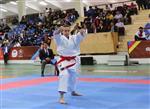 GÖKHAN ALKAN - Üniversiteler Arası Karate Türkiye Şampiyonası