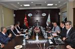 ZAFER ENGIN - Diyarbakır İl Taşkın Kurulu Koordinasyon Toplantısı Yapıldı