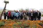 BADEMLER KÖYÜ - Urla Bademler Köyü Kooperatifi, Ege Üniversitesini Ağırladı