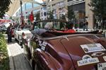 KLASİK OTOMOBİL RALLİSİ - Klasik Otomobiller Soma İçin Yarışıyor