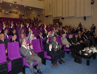 Türkiye Belediyeler Birliği'ne Üye Seçimleri Yapıldı