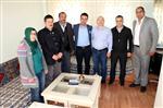 Etso Başkanı Polat'tan Kemaliye'deki Üyelere Ziyaret