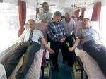 SÜLEYMAN KARA - Vali Ahmet Turhan Kan Bağışladı