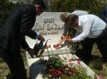 GÜN SAZAK - Şehit Gün Sazak Mezarı Başında Anıldı