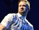 AĞLAMA DUVARı - Justin Timberlake'e büyük tepki