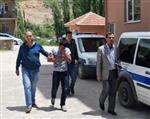 Karaman'daki Gasp Olayının Üçüncü Şüphelisi De Yakalandı