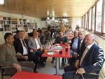 DOĞAN SUNGUR - Sorgun'da Kitap Okuma Salonu Açıldı