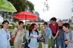 EBRU SANATı - Gönüllü Rehberler Adana'yı Tanıttılar