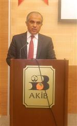 ALI KAVAK - Ulusal Turunçgil Konseyi'nin Yeni Başkanı Kaçmaz Oldu