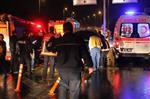 Başkent'te Trafik Kazası Açıklaması