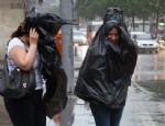 MERSIN - Meteoroloji'den çok kuvvetli uyarı