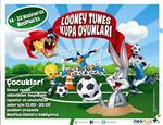 TAZMANYA - Bugs Bunny ve Arkadaşları Kupa Oyunlarıyla Neoplus'ta